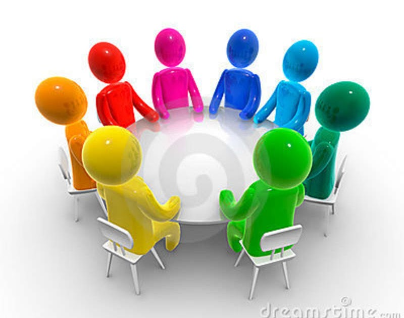 La mesa redonda la mesa redonda - Que es mesa redonda ...