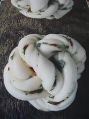 steamed flower buns
