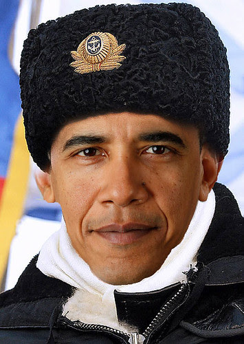 Obama Replaces Putin