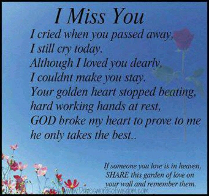 Quotes About Brother Who Passed Away 48 Quotes