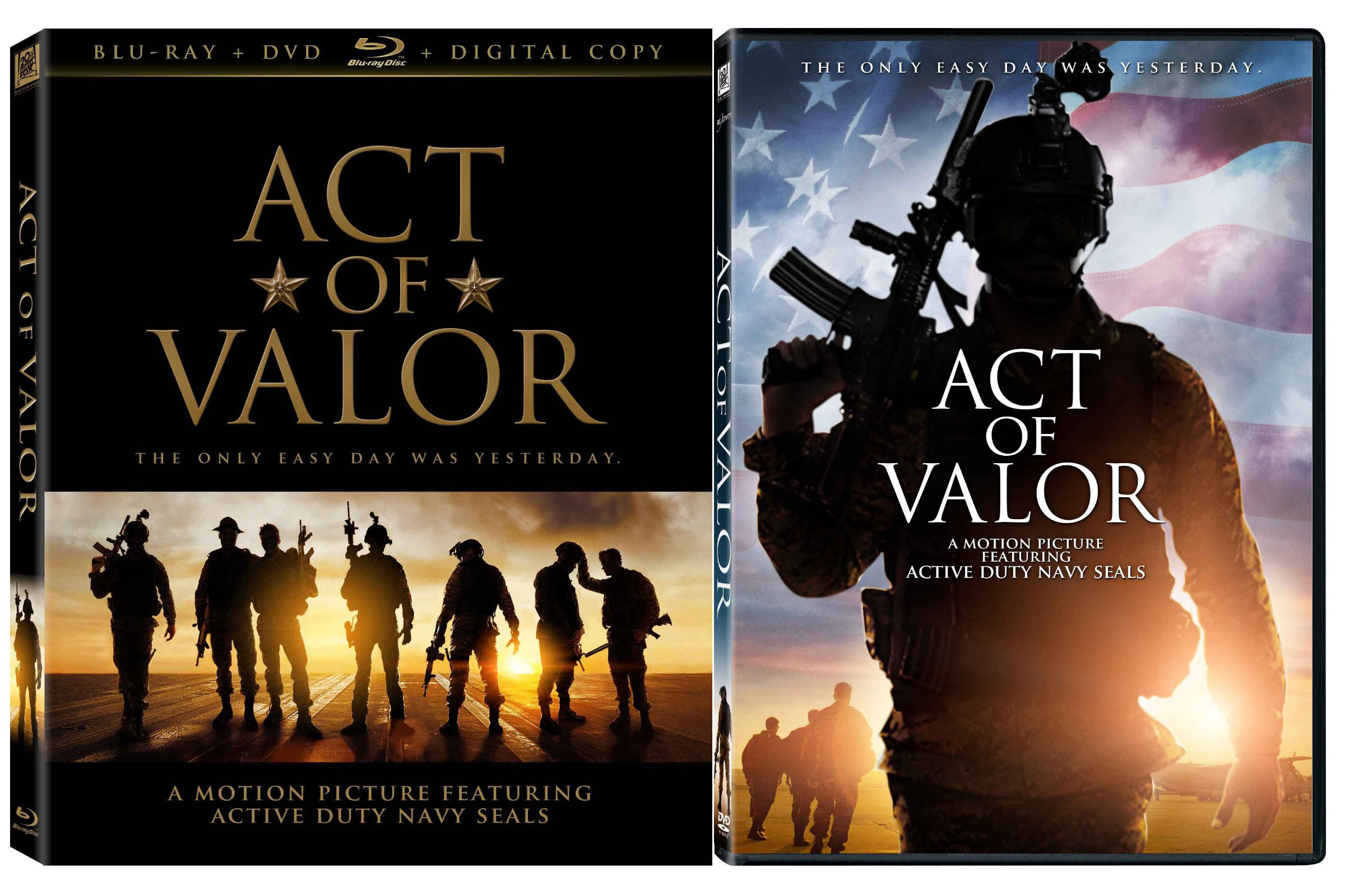 Movie Review Act Of Valor Author Of Wild Movie