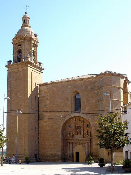 Archivo:Agoncillo - Iglesia de Santa Maria de la Asuncion 01.jpg