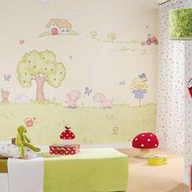 Kinderzimmer Tapeten Jungen ~ Inspiration DesignFamilie