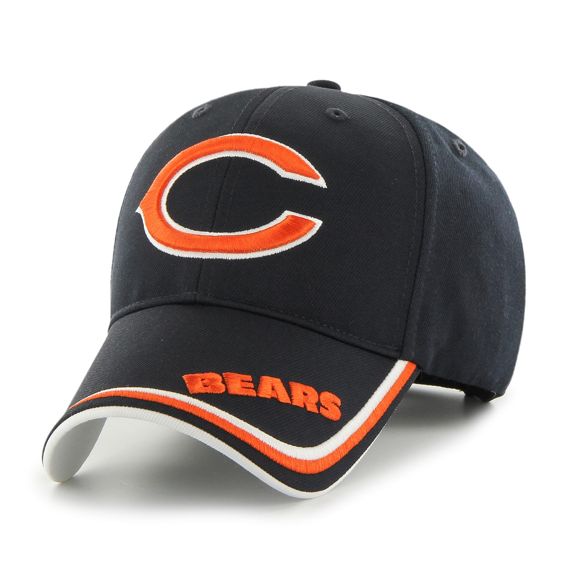 NFL Mens Baseball Hat Chicago Bears