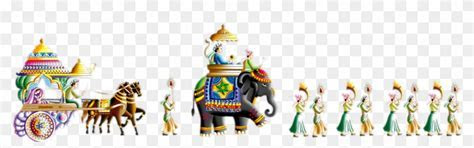Wedding Baraat Clipart Two Png Images Transparent   Indian