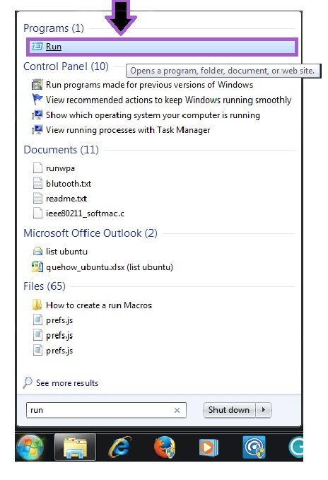 How to delete temporary files from windows 7 PC? - QueHow
