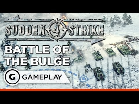 Sudden Strike 4 İndir Full