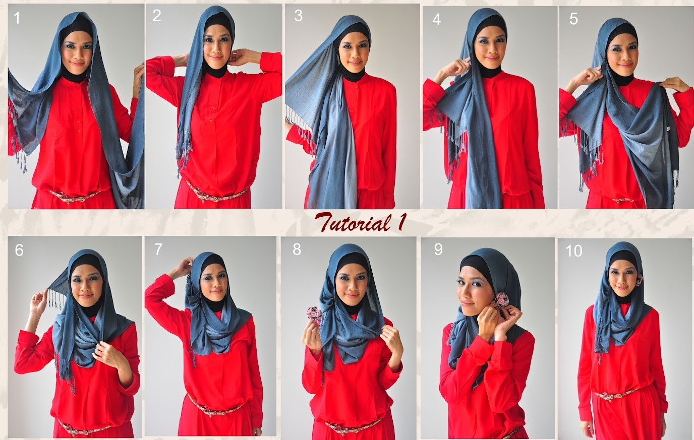 Modern Hijab Tutorial 25 Modern Hijab Styles Hijab Tutorials For