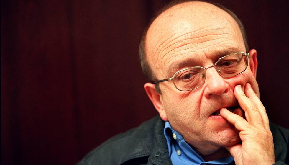 Manuel Vázquez Montalbán, en 2000.