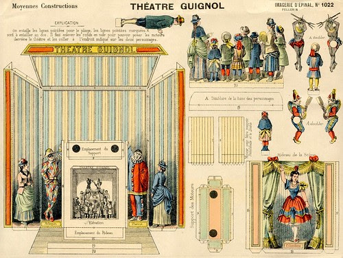 mc guignol theatre