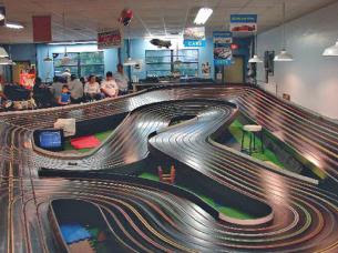 Slot car racing near me