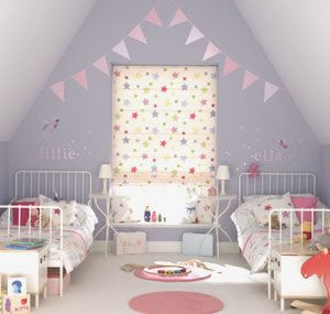 i love this, especially with the two beds since my girls share a room.