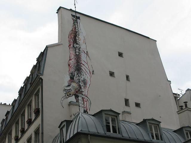 Bonom 2009 street art