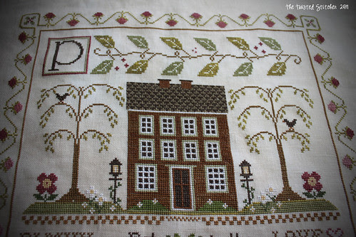 Little House Needleworks - Family Sampler 5