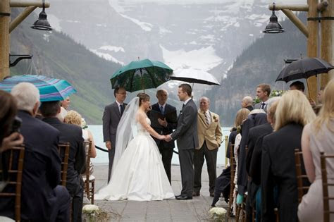 lake louise wedding planner shelley stewart jennifer
