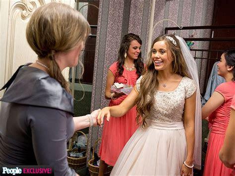 Jessa Duggar Wedding to Ben Seewald: Photos   Wedding and