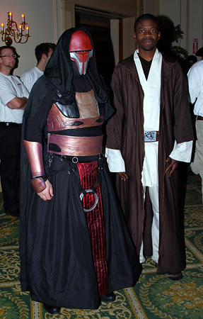 A couple of Star Wars guys