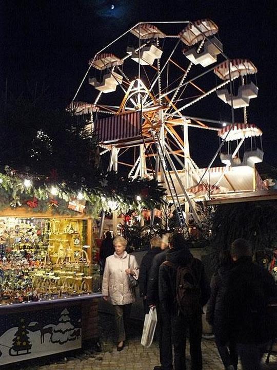 Galeria Niemcy - Drezno - Striezelmarkt, obrazek 2