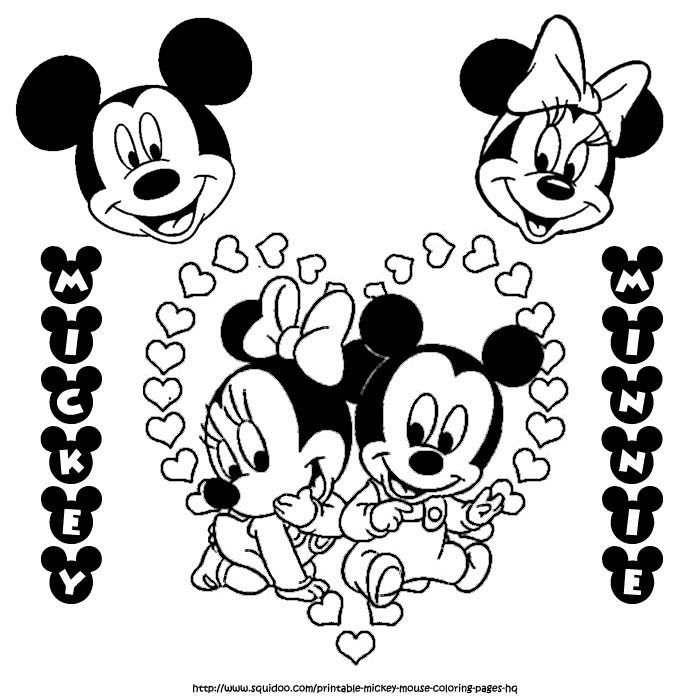 Mickey Mouse Drawing At Getdrawingscom Free For Personal Use