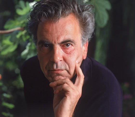 Austrian actor Maximilian Schell in 1990
