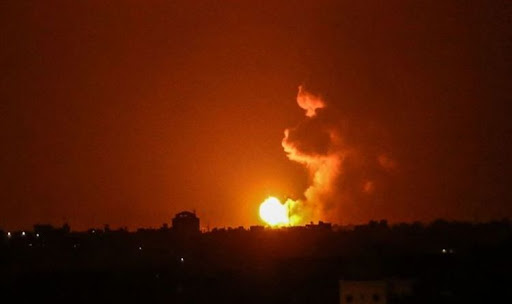 Avatar of Fears of total war as Israel bombs Hamas targets after rockets fired from Gaza