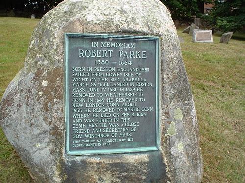 Robert PARKE by midgefrazel