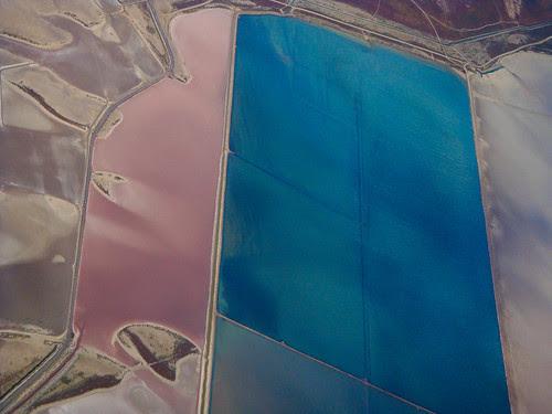 Colorized fields