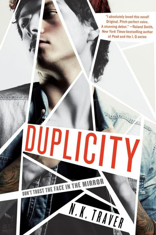Duplicity by N.K. Traver