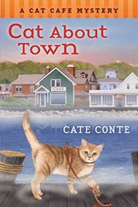 Cat About Town by Cate Conte