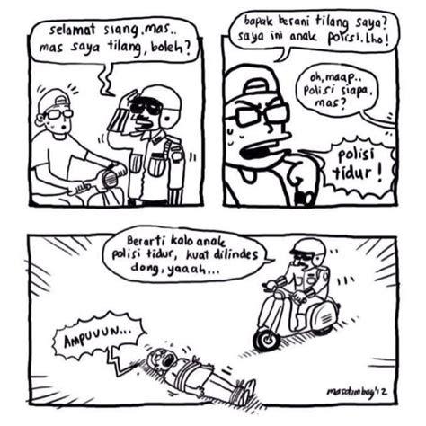 anak polisi gambar kata kata lucu pinterest