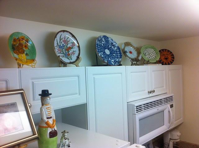 My Mom's Plates