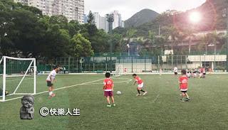 I LEARNT BUDDHISM IN FOOTBALL 我在足球中體會佛法