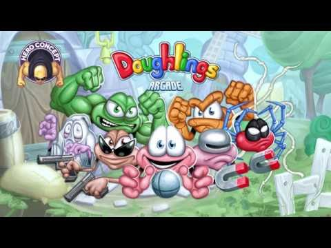 Doughlings: Invasion Review | Gameplay