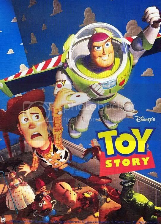 Toy Story Toy Story - Os Rivais