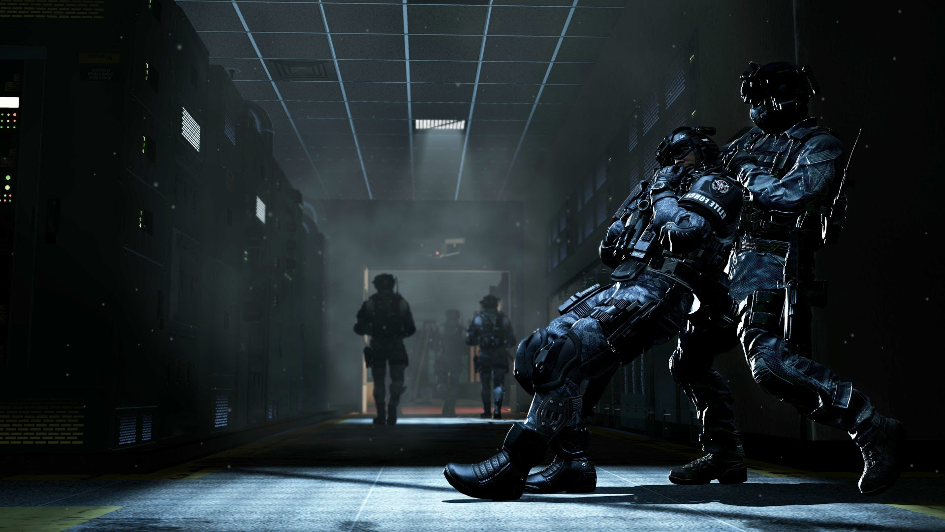 Download Call Of Duty Vs Halo Wallpaper