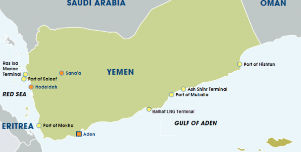 The Yemeni Government reaches an agreement over Hodeidah port and city, Taiz city and prisoners exchange