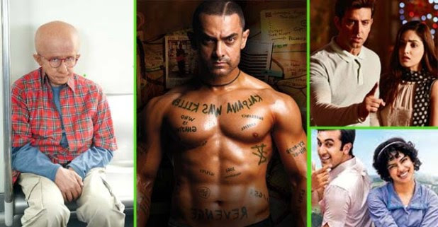 Check out the Challenging Roles donned by Bollywood Stars