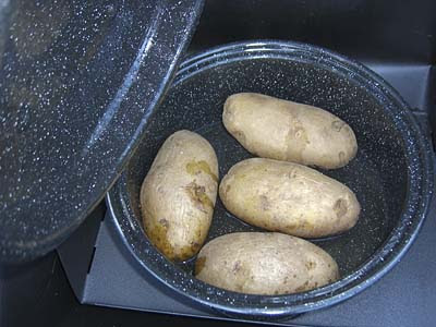 solar-oven-baked-potatoes