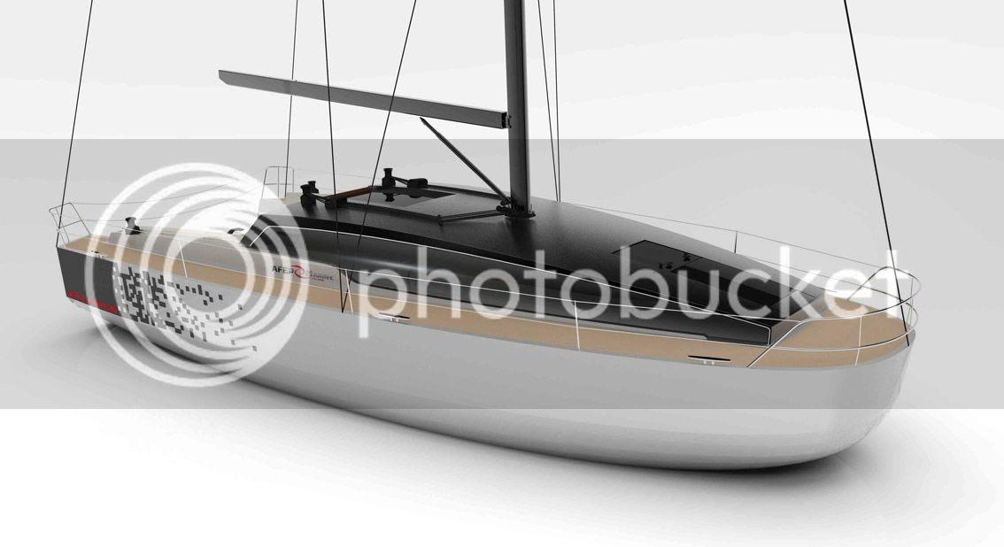 Interesting Sailboats Revolution 29
