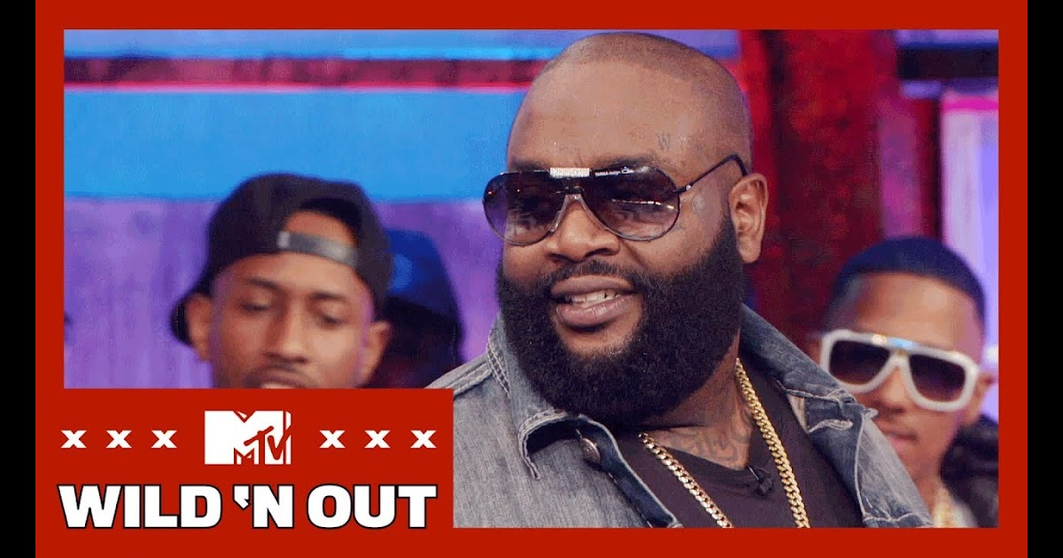 Ilikeyou App Free Official Secrets Rick Ross Has Mad Game W The Wild N Out Girls Letmeholla