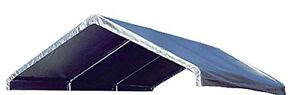 12 X 20 Heavy Duty 12mil Valance Replacement Canopy Tarp ...