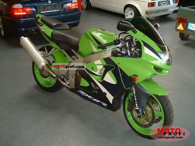 Kawasaki Zx 6r Ninja 1999 Specs And Photos