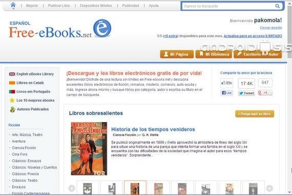 libros gratis cada semana con free ebooks 3 Libros gratis cada semana con Free eBooks