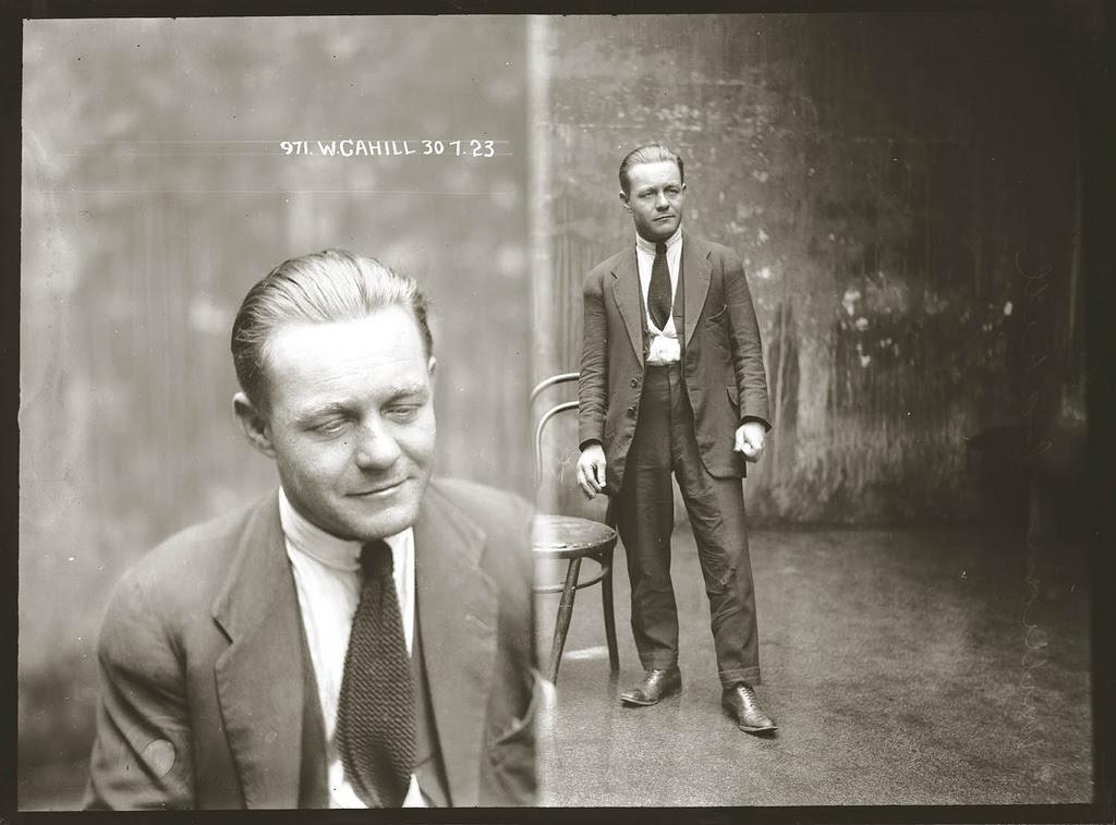 photo police sydney australie mugshot 1920 11 Portraits de criminels australiens dans les années 1920