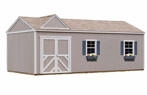 Storage Building 12 X 20 Tuff Shed At Home Depot