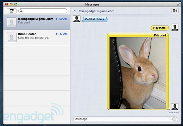 DNP Apple reportedly pulling the plug on Messages beta for OS X Lion on December 14th 2012