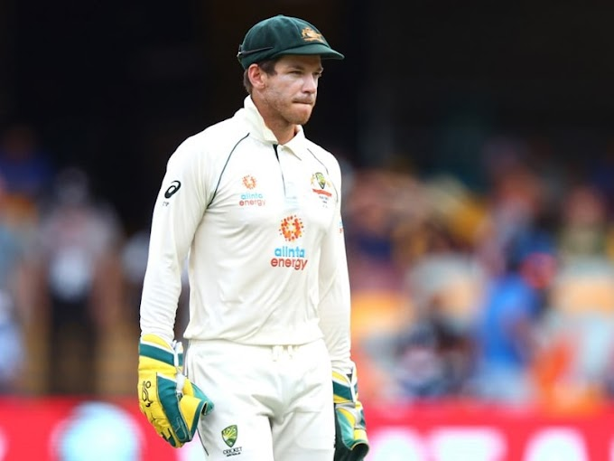"India's ""Sideshows"" Distracted Australia: Tim Paine On Test Series Loss"