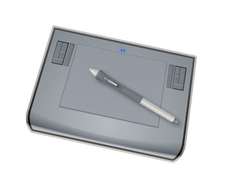 How To Create A Vector Wacom Tablet