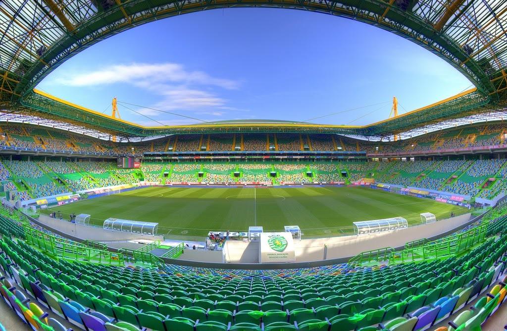 Portuguese League Stadiums : soccer