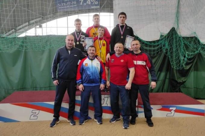 Юные тверские борцы завоевали четыре медали на первенстве ЦФО